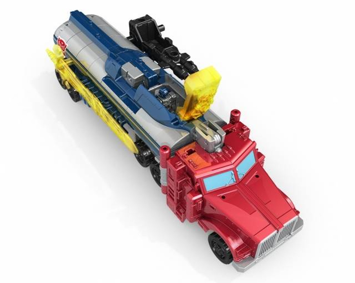 DIAC /& OPTIMUS PRIME Transformers Generations Titans Return Voyager Gift