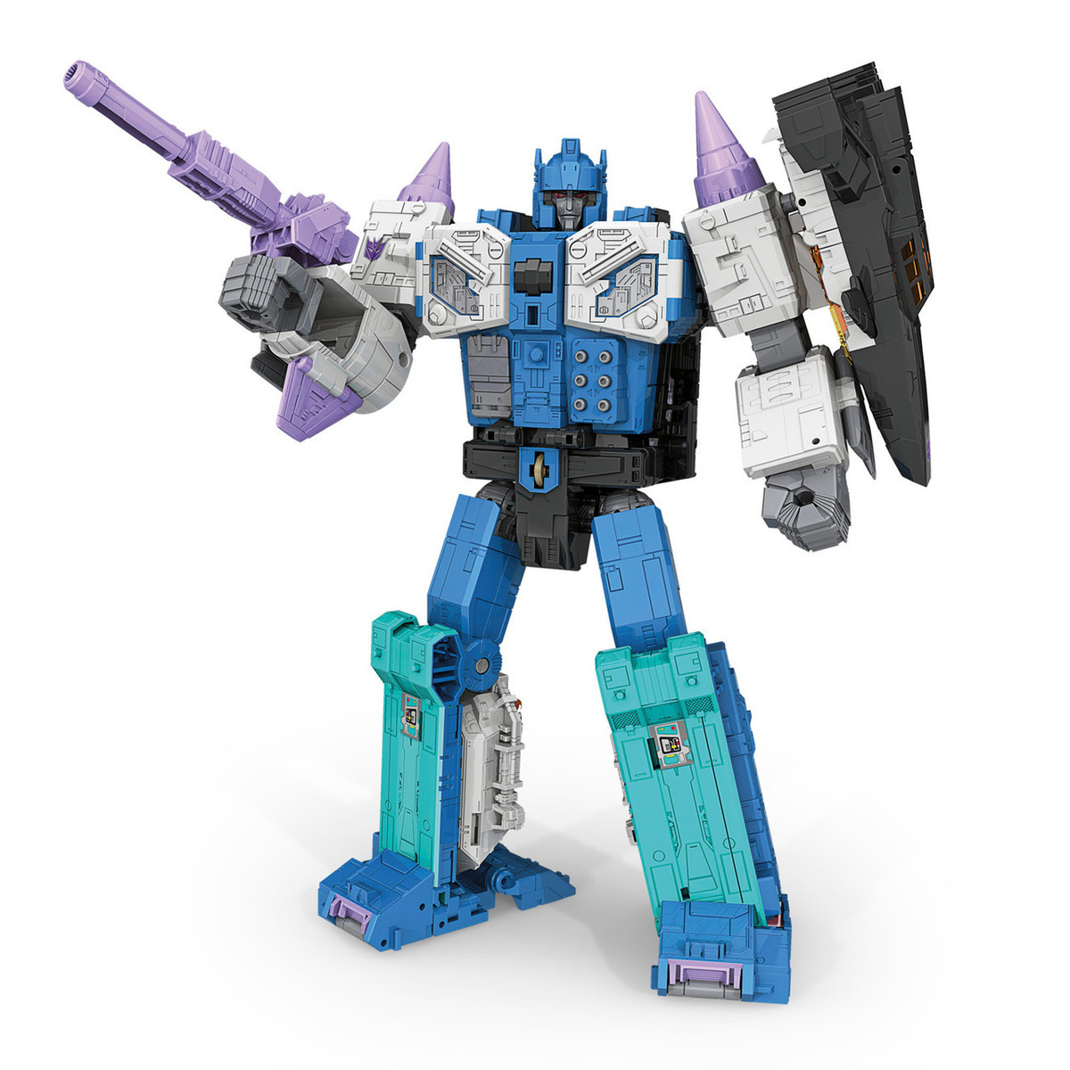 Decepticon Overlord /& Dreadnaut Transformers Generations Leader Titans Return!