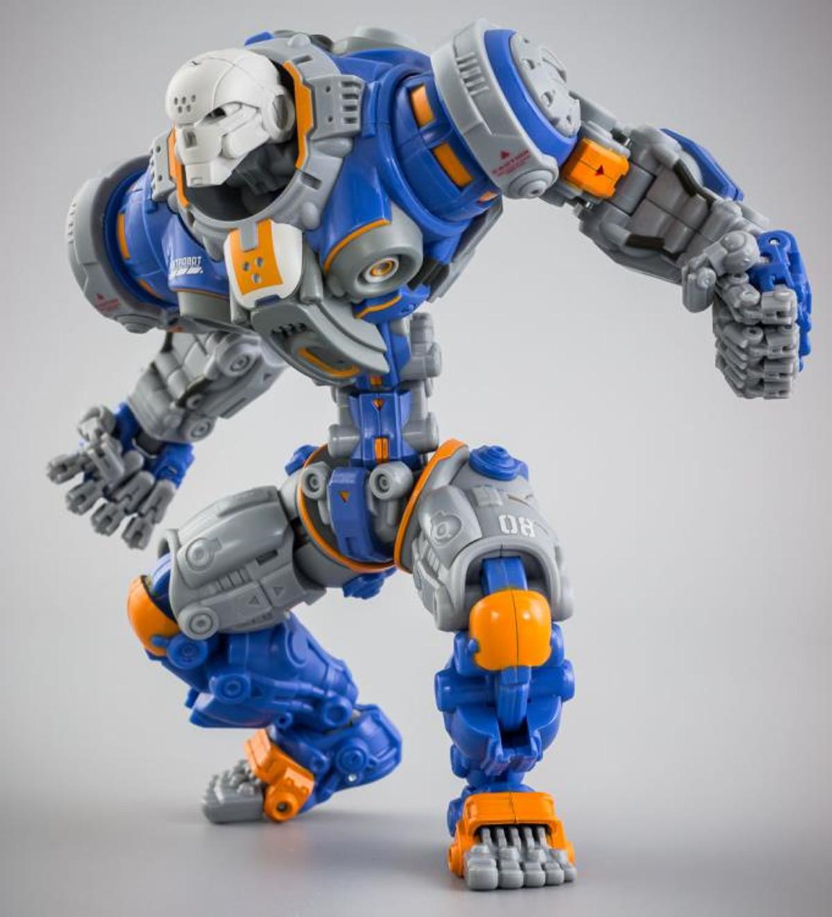 """Astrobots Toy Notch Robot 7/"""" A02 Argus action figure NEW"""