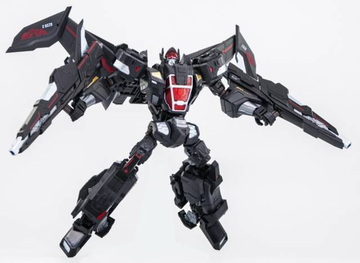 Transformers Maketoys MTCD-05SP Buster Stealthwing in Stock