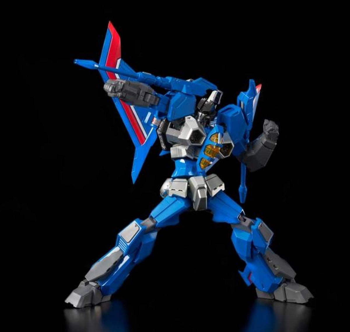 Flame toys Transformers Furai Thundercracker Model Kit