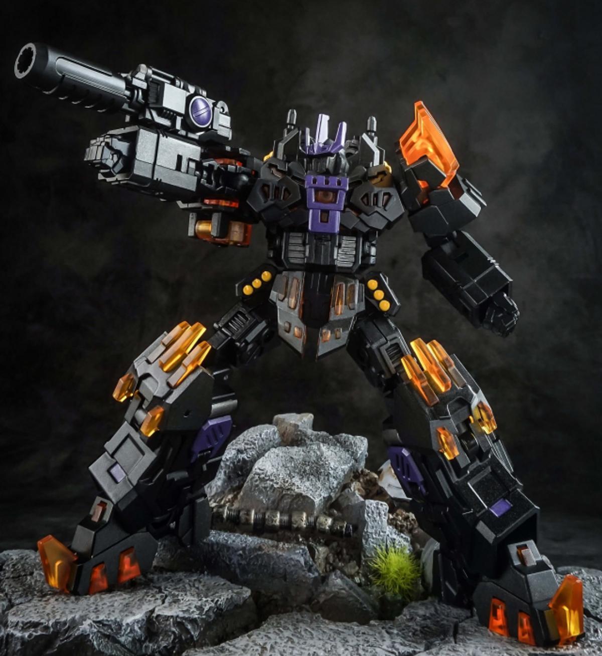 Transformers IronFactory IF EX-36R chaos Raven en Stock