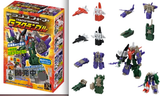 Kabaya Transformers Gaia Scramble - Set of 6