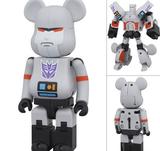 Bearbrick - Transformers Figure - Megatron
