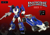 DX9 - Invisible