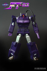 Fans Toys - FT-03 Purple Quake Wave Reissue