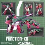 FansProject - Function X-08: Crox