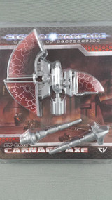 CV-001C - Carnage Axe with Grey Handle