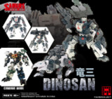 FansProject - Saurus Ryu-Oh: Dinosan
