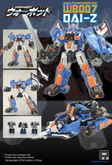 FansProject - Warbot WB007 DAI-Z