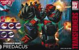 Botcon 2016 - Dawn of the Predacus - Exclusive Boxed Set