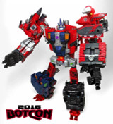 Botcon 2016 - Dawn of the Predacus - Exclusive Bagged Set