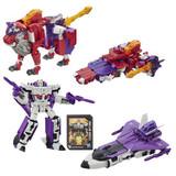 Transformers Generations Titans Return - Voyager Class Alpha Trion & Astrotrain Set of 2