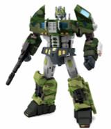 TFC - STC-01A Supreme Tactical Commander (Jungle Version)