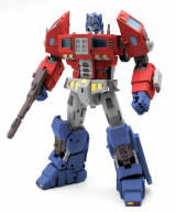 TFC - STC-01B Supreme Tactical Commander (Red & Blue)