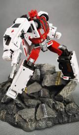 Generation Toy - Guardian - GT-08C Bulance