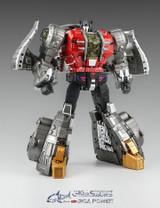 Giga Power - Gigasaurs - HQ04 Graviter - Metallic