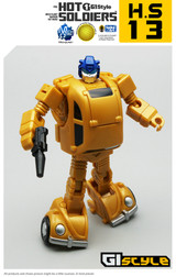 Mech Planet - Hot Soldier HS-13 G1 Style