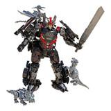 Transformers Generations Studio Series - Deluxe Drift with Baby Dinobots