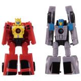 Transformers Generations Siege - Micromasters Roadhandler & Swindler: Autobot Race Car Patrol