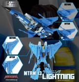 Maketoys Remaster Series - MTRM-13 Lightning Wing Fillers