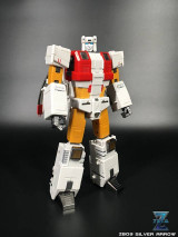 Zeta Toys - ZB-03 Silver Arrow