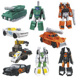 Transformers War for Cybertron - Earthrise - Micromaster Wave 1 Set of 2