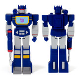 Transformers X Super 7 - Transformers ReAction: Soundwave