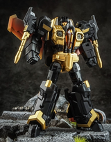 IronFactory - IF EX-20O - Tyrant's Wing Obsidian - Limited