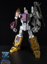 Zeta Toys - ZA-07 Bruticon (Metallic Version)