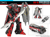 DNA Design - DK-16 Gear Master Upgrade Kit