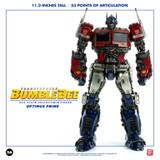Threezero - Bumblebee Movie: DLX Optimus Prime