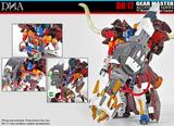 DNA Design - DK-17 Gear Master Accessory Series Mammoth Fusion Cannon