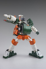 X-Transbots - MX-IX Paean (Cartoon Version)