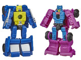 Transformers Earthrise - Micromaster: Roller Force & Ground Hog