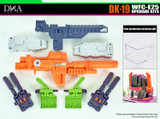 DNA Design - DK-19 WFC Earthrise Titan Scorponok Upgrade Kit #1