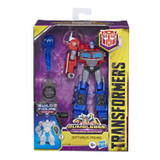 Transformers Cyberverse - Deluxe Optimus Prime