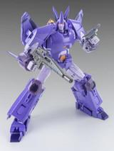 X-Transbots - MX-3+ Eligos (Metallic Version)