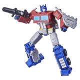 Transformers War for Cybertron: Kingdom - Leader Class Optimus Prime Trailer