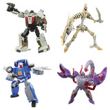 Transformers War for Cybertron: Kingdom - Deluxe Wave 3 Set of 4 (2nd Shipment)