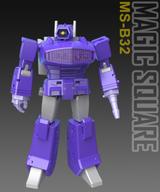 Magic Square - MS-B32 Spock