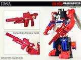 DNA Design - DK-03G Gear Master Accessory Series Upgrade Kit