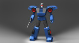 X-Transbots - MX-26A Bond & James (N.A Ver.)