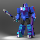 X-Transbots - MX-12A-G2 Gravestone