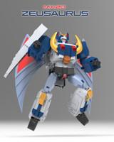 X-Transbots - MX-20 - Zeusaurus