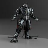 Alien Attack - Manticore