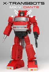 X-Transbots - MX-V - Dante