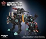 Toys Alliance - Archecore: ARC-07 Ursus Guard Starfall Raider Wolf Freki & Sturla
