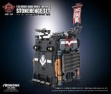 Toys Alliance - Archecore: ARC-09 Ursus Guard Mobile Fortress Stonehenge Set
