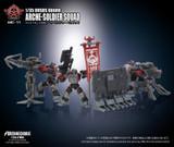 Toys Alliance - Archecore: ARC-11 Ursus Guard Arche-Soldier Squad